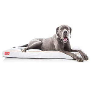Brindle Foam Soft Dog Bed